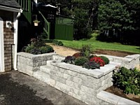 Retaining Walls & Steps