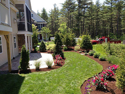 Landscape Services Plymouth, MA